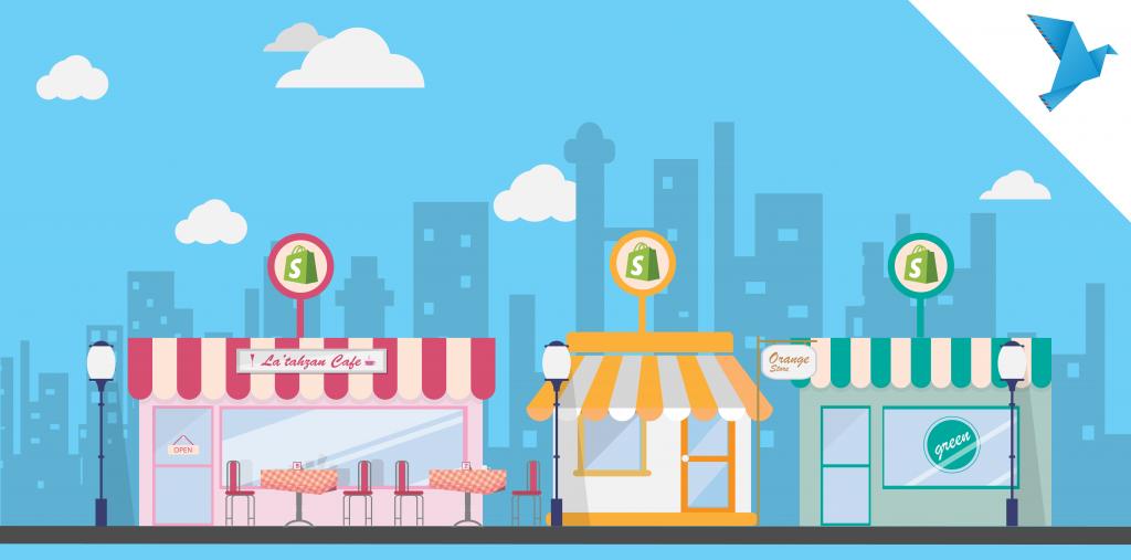 Ecommerce platforms news - Shopify Oct 2017