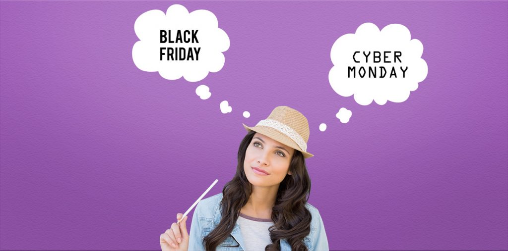 How Millennial Shoppers Behave on Black Friday & Cyber Monday