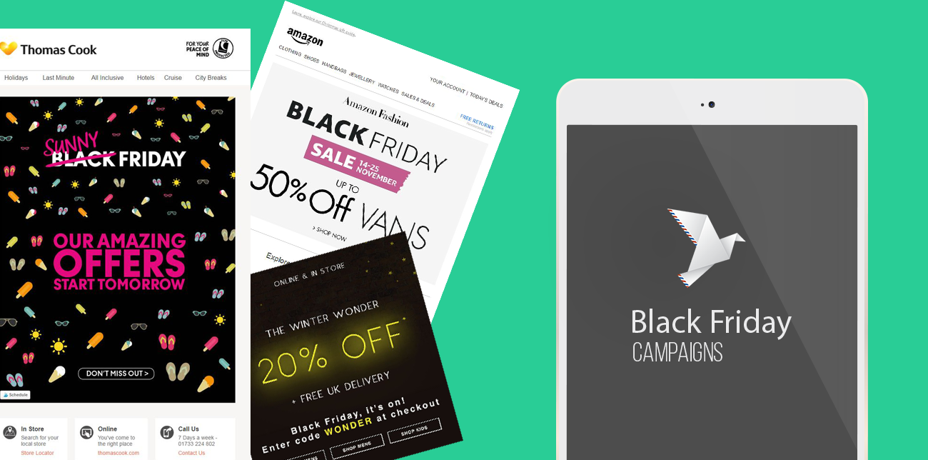 Capitalizing on Black Friday Traffic