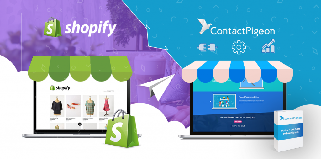 ContactPigeon for Shopify