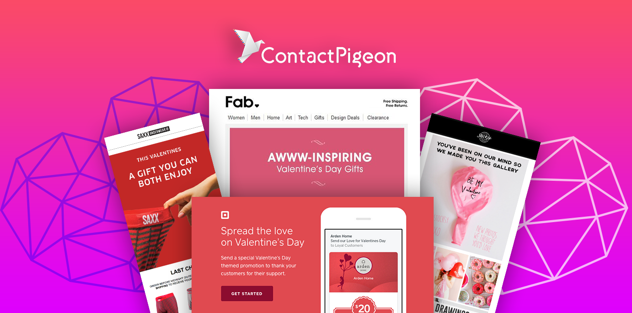 Valentines Day Email Archives Contactpigeon Blog