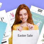 3+2 EGGciting Easter Email Templates