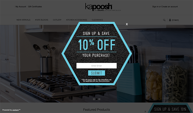 Grow sales with giveaways and competitions