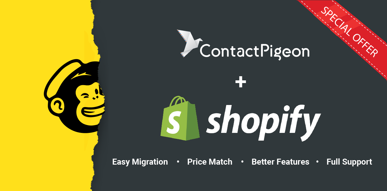 Mailchimp alternative for Shopify