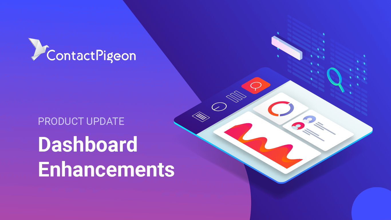 Product update: Dashboard Enhancements